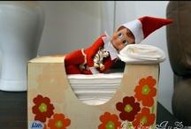Elf on a Shelf Ideas / by Shanon Barden