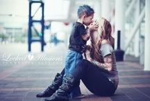 {nicholas jr.} / {my love, my life, my son} / by Cathryn A. Fisfis