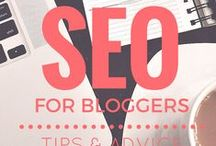 Blog Tips & Design / I've compiled my favorite resources for bloggers, including tips on growth, SEO, WP themes, design elements! If you want fonts, check out my Font board!