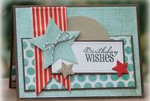 All Things Paper / Papercrafts, cards, tags anything that can be made out of paper. Most of these I use for gift giving.