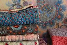 Needle and thread / Sewing and embroidery inspiration