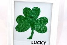 St Patricks Day Ideas / St Patricks Day crafts for kids, DIY, food, ideas and fun! / by Five Little Chefs