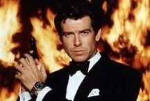 """""""Bond~~~James Bond"""" / by Karen Miraflor-Schooler"""