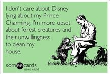 You had me at....DISNEY!!! / by Shanon Barden
