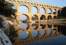 Paysage de l'Occitanie / Paysages remarquables de la Région Occitanie - Landscape of Occitanie