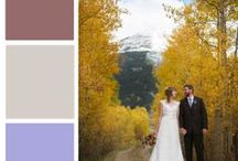 ARP Color Palettes: Weddings / Pick out stunning color combinations for your wedding and portraits.