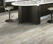 Vinyl Flooring / Vinyl flooring has become more popular now that sheet vinyl options offer both a wood or stone look at budget-friendly prices. Modern vinyl floors are more stylish than ever, have a cushioning comfort layer and may even minimize foot traffic noise levels.