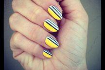 My nails / My gel manicures  / by Dani Fortuna