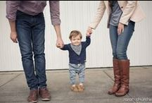 Lifestyle family portraits by Muka Portraits