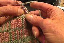 Knitting Techniques / by Natasha Winton