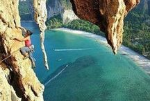 Tempestuous Passion - Belay On! / Rock Climbing