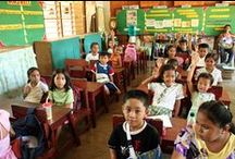 Philippines / Compassion's work in the Philippines began in 1972. The Philippines is rich in historical plays, handicrafts, handbags, basketry and woodcarving. / by Compassion International