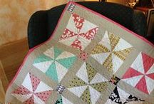 Quilting / by Stacy Bourns