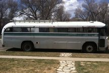 Ideas for my bus remodel... / Remodel work for a 1975 Crown Super Coach
