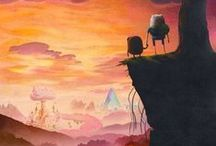 Pop Culture / Yeah, it's basically all Adventure Time. / by Harry Robinson