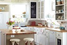 Kitchen and Dining Room / The most popular rooms in the house deserves some great inspiration and TLC!