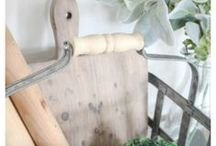 Ideas from Farmhouse Made / All projects, tutorials, and DIY from my blog, Farmhouse Made.