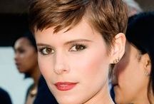 Hairstyle Trends: Short Hair / Coiffures Tendance: Cheveux Courts