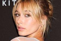 Hairstyle trends: Bangs / Coiffures tendance: la frange