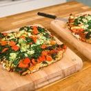 Pizza Recipes for Kids / Pizza recipes that taste just like takeaway pizza and that are easy enough for small children to help you make. They love to shape the dough by hand and choose their own ingredients.