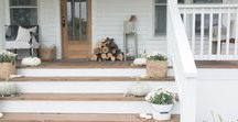 Holiday and Seasonal Home Decor / Home decor ideas for all seasons, and all holidays.