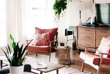 BEAUTIFUL INTERIORS / Scandi-inspired spaces full of character, quirk and calm.