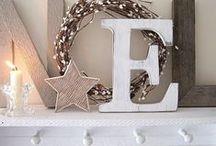 Christmas / festive inspiration for christmas - food, drink, decoration,