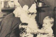 Winter / #Christmas #ValentinesDay #Winter #snowflakes #Santa #reindeer