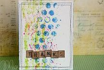 Cards / Card inspiration for Stampers and scrapbookers / by Nancy Nally