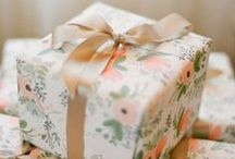 CRAFT :: wrapping & packaging / by Erin Lipman