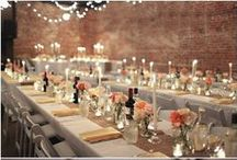 Table Decorations / by Samantha Swoboda