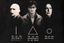 Geek: Harry Potter / all things Potter / by Kelly Kilger