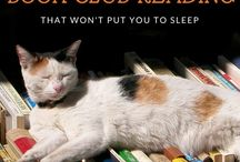 Books / Book memes, book club suggestions, bookshelves, what to read
