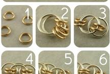Crafty Tips/ Jewelry / by Vicki McKenna