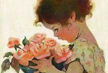 Anna June McNeely's Flower Garden / by Roxanne Peterson
