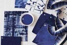 Un pizzico di blu... / I miei colori preferiti sono quelli nella gamma dei blu azzurri ♥ non è che si vede?