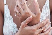 // jewellery / by Sarushka Reddy