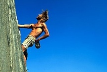 Early Years of Climbing / Full of Spandex and Pitons, take a step back in time and check out the climbing of old.