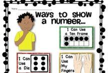 School--Math Ideas / by Shari Copeland