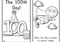 School--100 Day Ideas / by Shari Copeland