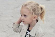 FASHION :: little ladies / by Erin Lipman