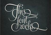 CRAFT :: typography / by Erin Lipman