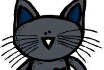 School--Pete the Cat / by Shari Copeland