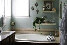 Home--Bathroom ideas / by Shari Copeland