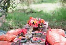 Picnics / picnic inspiration - food and more