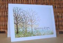 Cards - Single Layer / by Nancy Nally