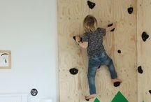 PLAYSPACE / Fun, creative playspace/playroom ideas for kids.