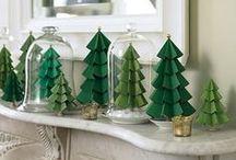 holiday crafts / by Amanda Diffenbaugh