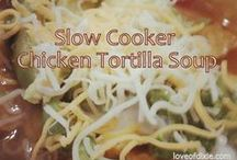 Slow Cookery / #crockpot #slowcooker #recipes #kitchen