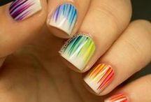 Got my nails did / by Talisa Palomarez